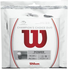 Wilson/Luxilon Champions Choice Set