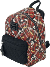 Mickey Mouse - Loungefly - Mikke Mus -Mini-Rucksack - flerfarget