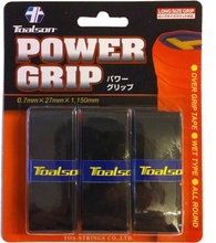 Toalson Power Grip 3-pack Black