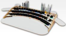 Hobbyzone Pro Paint Station - 36mm 60 x 40 x 6 cm - Plass til 50 malinger