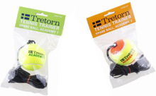Tretorn Tennis Trainer Extra ball Grön Steg 1