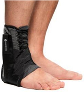 Rehband Force Ankle Brace Light L