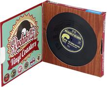 Bordbrikker vinyl Rockabilly - -Underlag - multicolor