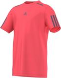 Adidas Barricade T-shirt Boy Flash Red/Tech Ink 14