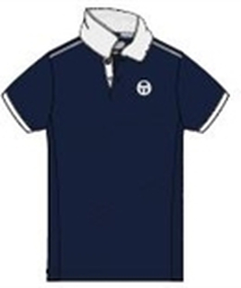 Sergio Tacchini Club Tech Polo Navy M