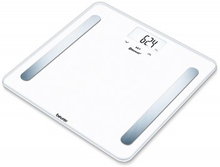 Beurer BF600 Diagnostic Bathroom Scale Pure White 1 stk