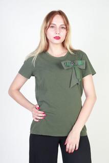 Pinko T-shirts Kortärmad Pinko - 1G12Pw-Y3N9 Grön L