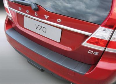 Lastskydd Svart Volvo V70 III 6.2013-