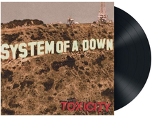 System Of A Down - Toxicity -LP - multicolor