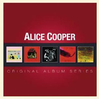 Alice Cooper - Original album series -CD - multicolor