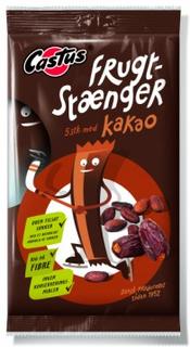 Castus Kakao Frugtstænger 5 stk