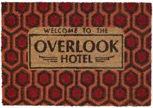 The Shining - The Overlook Hotel -Dørmatte - flerfarget