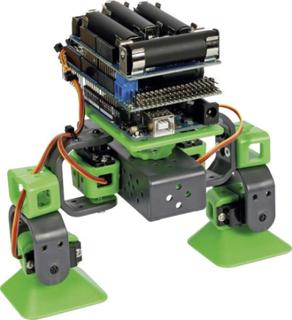 Velleman Robot byggesæt ALLBOT mit zwei Beinen VR204 Model: Byggesæt