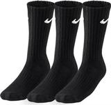 Nike Traning Cushioned 3-pack Black 38-42
