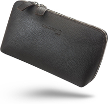 Makeup bag / toiletry bag - Madrid (DARK BROWN)