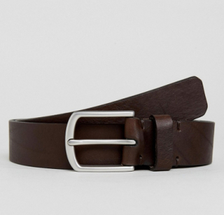 Royal RepubliQ Hunter Leather Belt - Brown