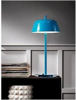 Nordlux Amber Bordlampe - Koboltblå