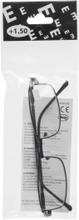 Läsglasögon styrka +1.5 - Silverbågar