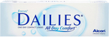 Focus DAILIES All Day Comfort 30-pk