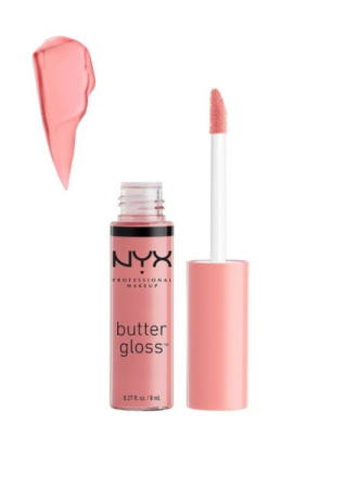 Lipgloss - Créme Brulee NYX Professional Makeup Butter Gloss