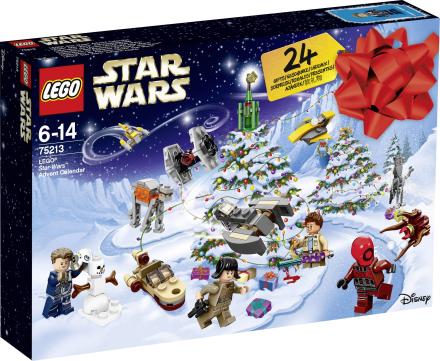 Julekalender LEGO StarWars Star Wars 6 - 14 år - Conrad