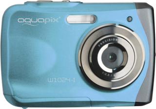 Easypix W1024-I Splash Digitalkamera 16 MPix Blå Undervandskamera