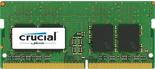 Crucial Bærbar computer-arbejdshukommelsessæt CT8G4SFS824A 8 GB 1 x 8 GB DDR4-RAM 2400 MHz CL 17-17-17