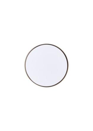 House Doctor Spegel Reflection Ø 30 cm - Mässing