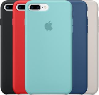Apple iphone 7 / 8 plus silikonskal