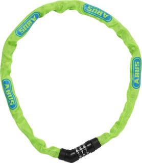 Cykellås ABUS kombination 4804 Lime