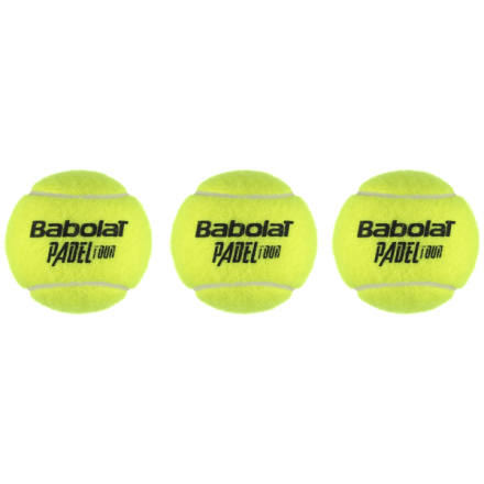 BALL PADEL TOUR X3