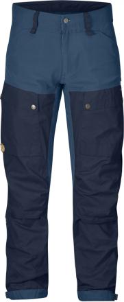 Fjällräven Keb Trousers Regular M Dark Navy - Miesten vaellushousut