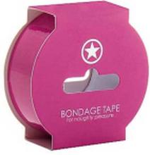 Non Sticky Bondage Tape - 17,5 Meter - Rosa