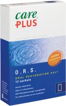 Care Plus CP® O.R.S. - Oral Rehydration Salt, lemon/lime, 12 sachets