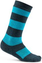 Craft Warm Comfort Sock Junior Fjord/Zen