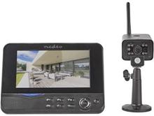 Digitalt, trådlöst övervakningsset
