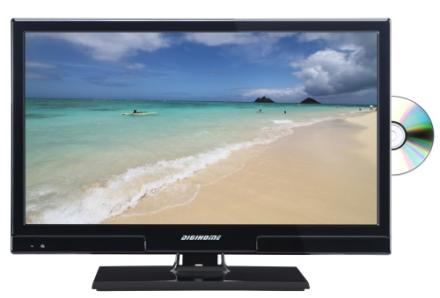 20 LED-TV Digihome 20H161DVD 12V
