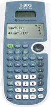 TI-30XS MultiView - scientific calculator