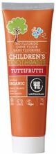 Urtekram Children Tandpasta Tuttifrutti Øko 75 ml