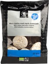 Urtekram Bio Mini-Reiscracker Zartbitter-Schokolade 60 g