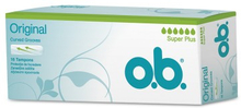 O.B. Original Super Plus 16 stk