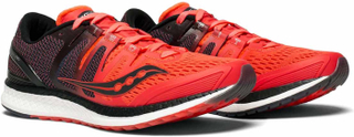 Saucony LIBERTY ISO Dam Red/Black