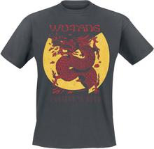 Wu-Tang Clan - Inferno -T-skjorte - koksgrå