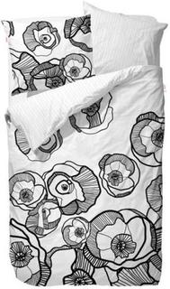 Esprit Sengesæt - 140x200 cm - Esprit Lora black sengetøj