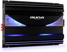 6-kanalsförstärkare Auna AMP-CH06 auto-slutsteg 570W RMS / 5000W max.
