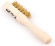 Nikwax Suede Brush skopleie Beige OneSize