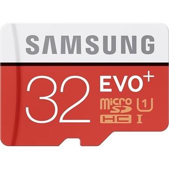 32GB Samsung Evo Plus microSDHC Class 10 UHS-I