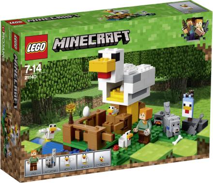 LEGO® MINECRAFT 21140 LEGO dele 198 - Conrad