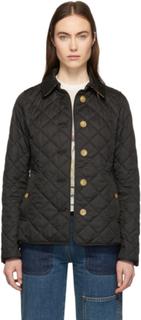 Burberry Black Frankby Jacket