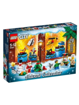 City City Advent Calendar 2018